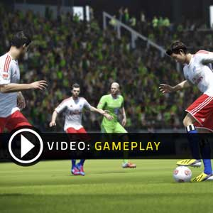 FIFA 15 Gameplay Video