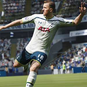 FIFA 16 PS4 - Gameplay