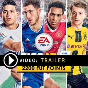 FIFA 17 2200 FUT Points Digital Download Price Comparison