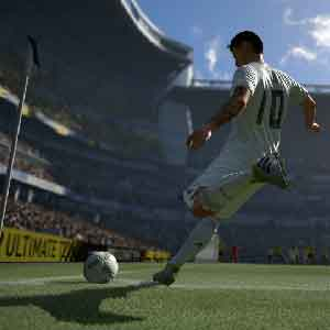 FIFA Player Corner Kick