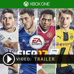 FIFA 17 Xbox One Prices Digital or Box Edition