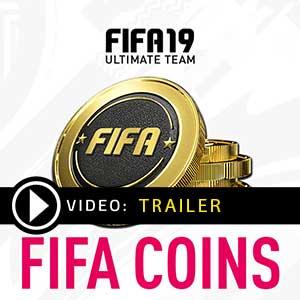 FIFA 19 FUT Coins Digital Download Price Comparison