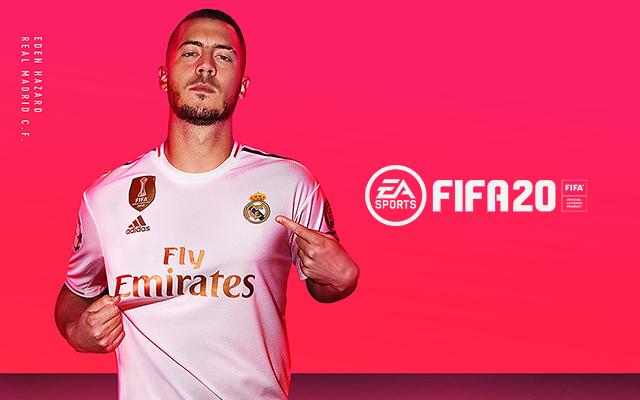 FIFA 20  Eden Hazard