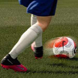FIFA 21 FUT game
