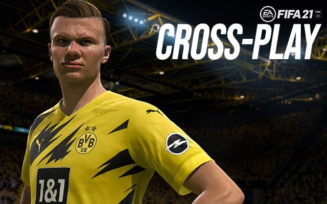 FIFA 21 Cross Play