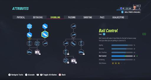 compare FIFA 22 editions