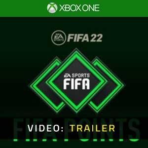 FIFA 22 FUT Points Xbox One Video Trailer