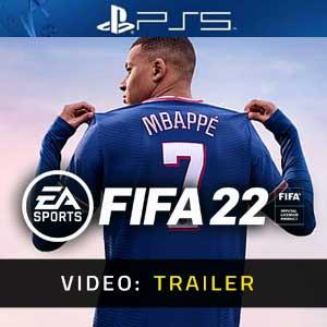 FIFA 22 PS5 Video Trailer