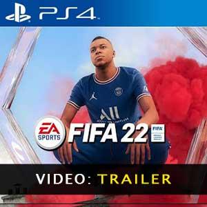 FIFA 22 PS4 Video Trailer