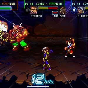 Fight N Rage - Co-op Mode