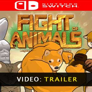 Fight of Animals Nintendo Switch Prices Digital or Box Edition