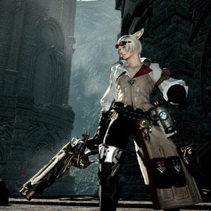 Final Fantasy 14 Heavensward - Character and Environment