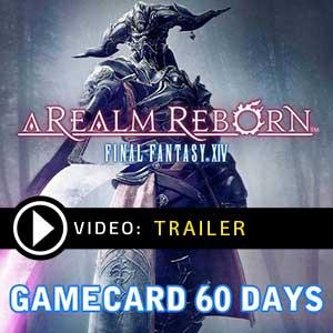 FF14 Gamecard 60 days Prepaid Time Card best price