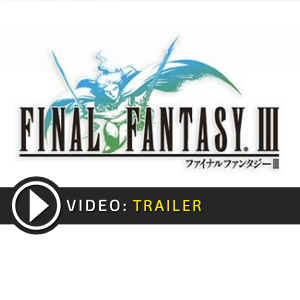 Final Fantasy 3 Digital Download Price Comparison
