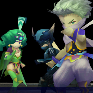 Final Fantasy 4 Characters