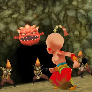 Final Fantasy 4 Gameplay