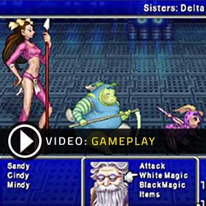 Final Fantasy 4 Gameplay Video