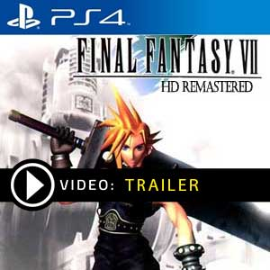 Final Fantasy 7 HD Remake PS4 Prices Digital or Box Edition