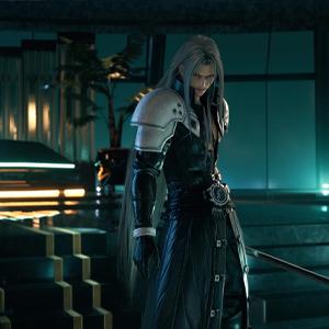 Final Fantasy 7 Remake Digital Deluxe Upgrade Sephiroth