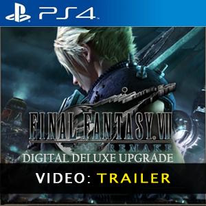 Final Fantasy 7 Remake Digital Deluxe Upgrade Trailer Video