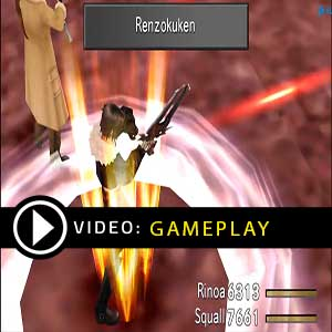 Final Fantasy 8 Remastered Gameplay Video
