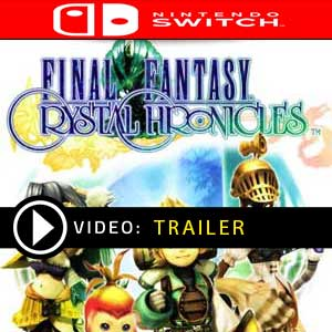 FINAL FANTASY CRYSTAL CHRONICLES Nintendo Switch Prices Digital or Box Edition