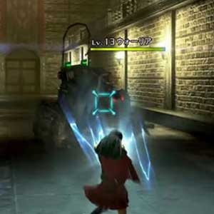 Final Fantasy Type 0 HD Fight