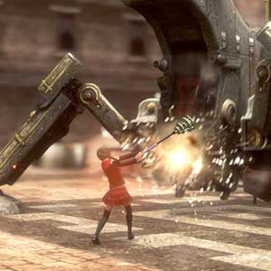 Final Fantasy Type 0 HD Battle