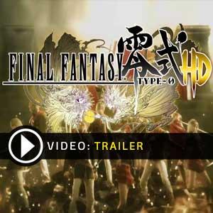 Final Fantasy Type 0 HD Digital Download Price Comparison