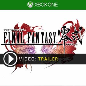 Final Fantasy Type 0 HD Xbox One Prices Digital or Box Edition