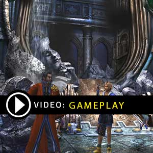 Final Fantasy X X-2 HD Remaster Gameplay Video