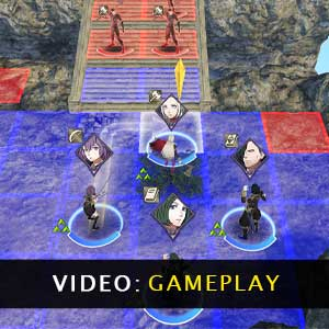 Fire Emblem Three Houses gameplay video