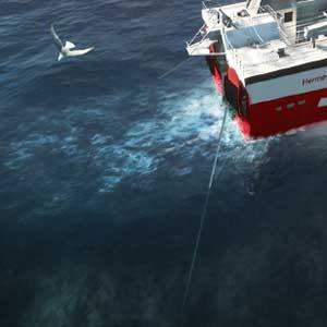 Virtual fishing in Barents Sea