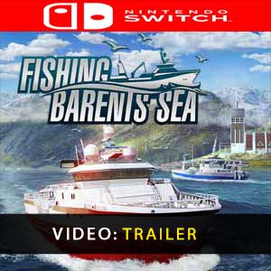 Fishing Barents Sea Nintendo Switch Prices Digital or Box Edition