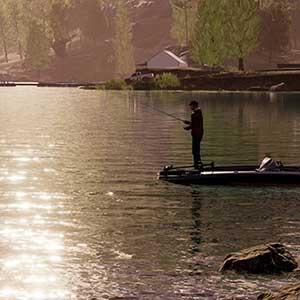 North American lakes