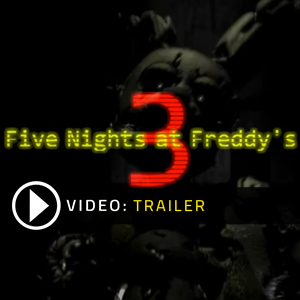 Five Nights at Freddys 3 Digital Download Price Comparison