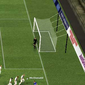 Football Manager 2013 - Goalie