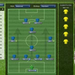 Football Manager 2013 - Strategy