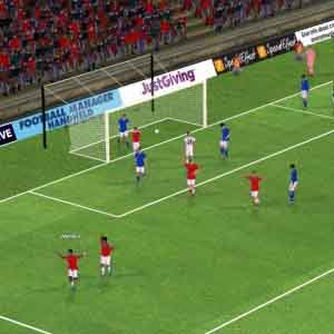 Football Manager 2015 - The Playing Field