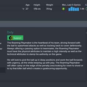 Football Manager 2015 - Management Interface