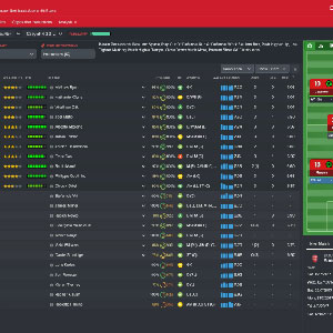 Football Manager 2017 League