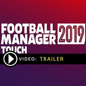 Football Manager 2019 Touch Digital Download Price Comparison