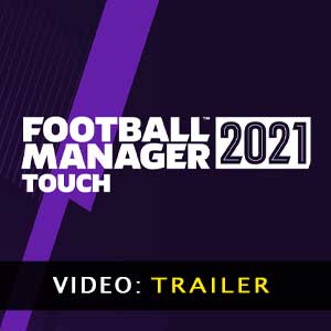 Football Manager 2021 Touch Video Trailer