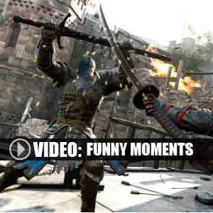 For Honor Funny Moments