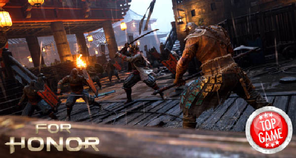 For Honor Open Beta Cover