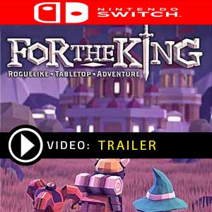 For The King Nintendo Switch Prices Digital or Box Edition