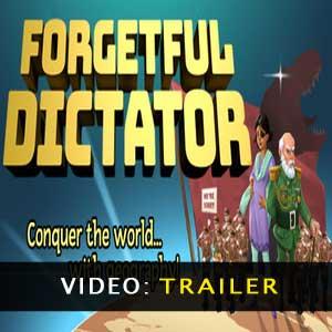 Forgetful Dictator