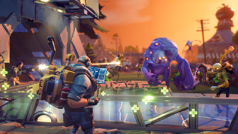 wave of monsters - g2a fortnite save the world