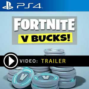 Fortnite V-Bucks PS4 Prices Digital or Box Edition
