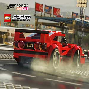 Forza Horizon 4 LEGO Speed Champions